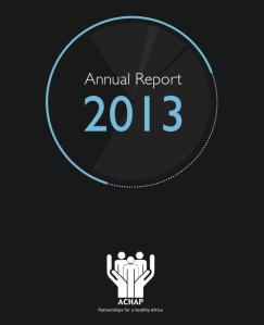 ACHAP Annual Report